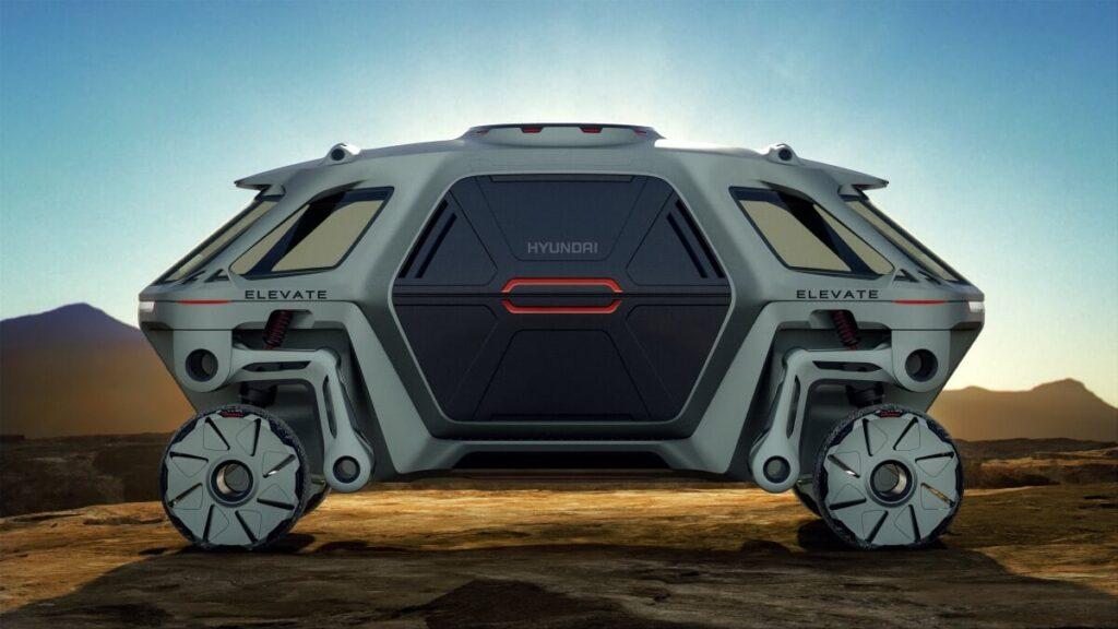 coche con piernas, Hyundai, conideintelligente.com, movilidad