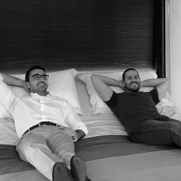 HiCan, cama intelligente, conideintelligente.com, Ivan y Gianni Tallarico