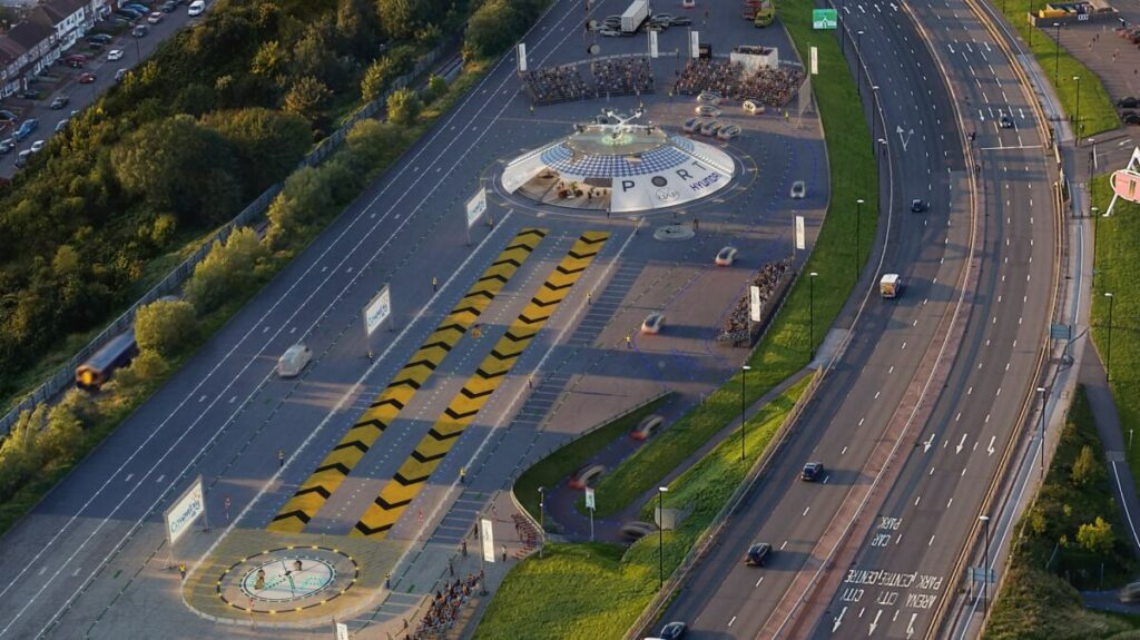 Así es el primer aeropuerto para aviones eléctricos