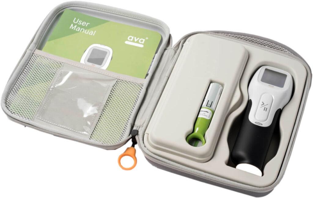 Primer dispositivo electrónico para aplicar tratamientos biológicos con marca CE