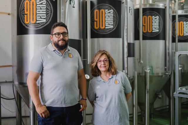 Cerveza 90 varas, conideintelligente.com