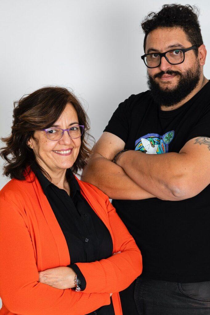 Cerveza 90 varas, conideintelligente.com, Rosa Matías y Esteve Puigpinós.